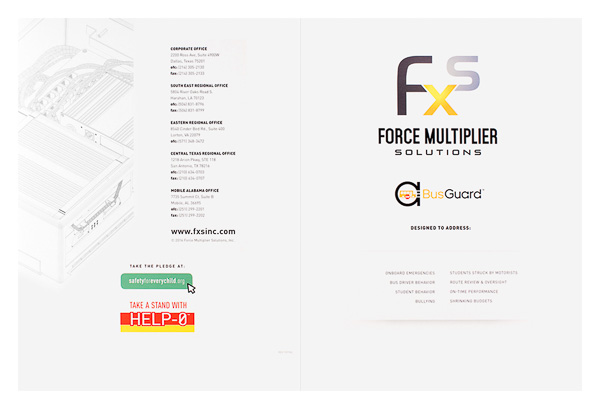 Force Multiplier Solutions (Back Flat View)