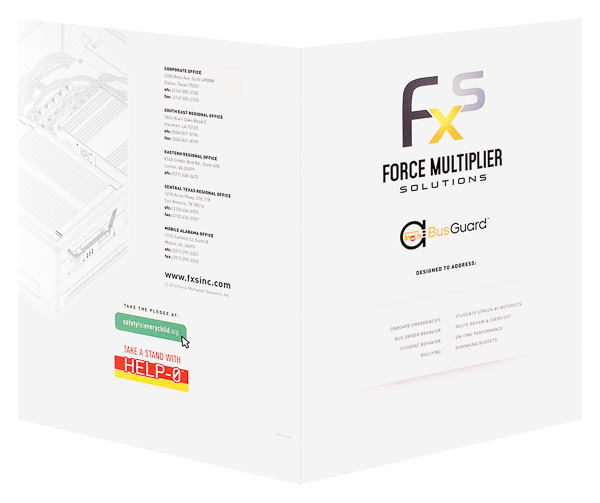 Force Multiplier Solutions (Back and Front Open View)