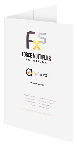 Force Multiplier Solutions (Front Open View)