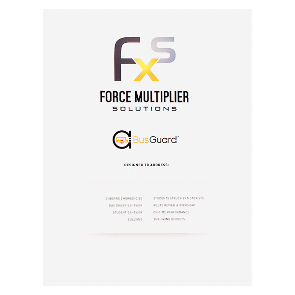 Force Multiplier Solutions (Front View)