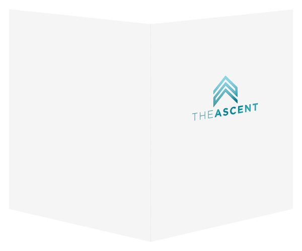The Ascent (Back and Front Open View)