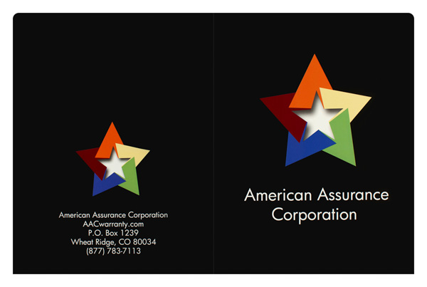 American Assurance Corporation (Back Flat View)