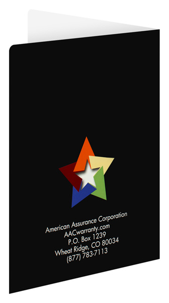American Assurance Corporation (Back Open View)