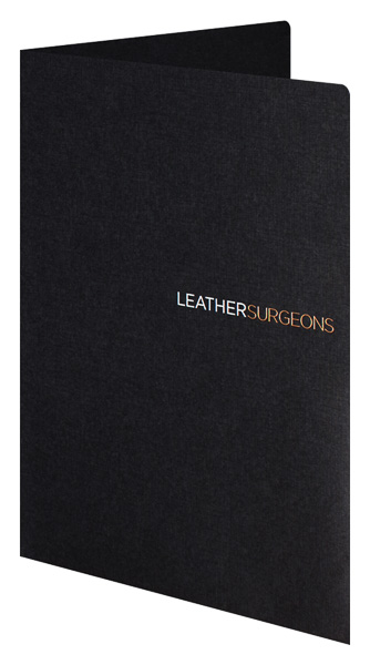 Leather Surgeons (Front Open View)