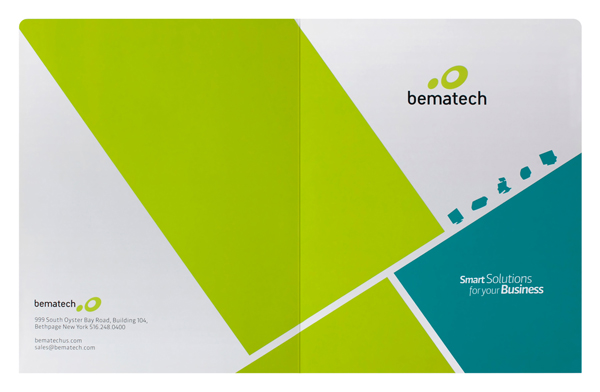 Bematech (Front and Back Flat View)