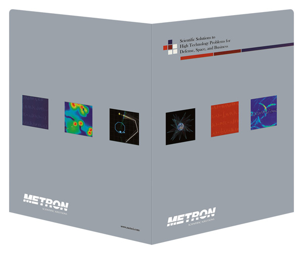 Metron Scientific Solutions (Back and Front Open View)