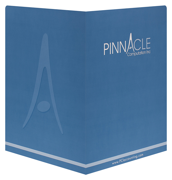 Pinnacle Computation, Inc. (Back and Front Open View)