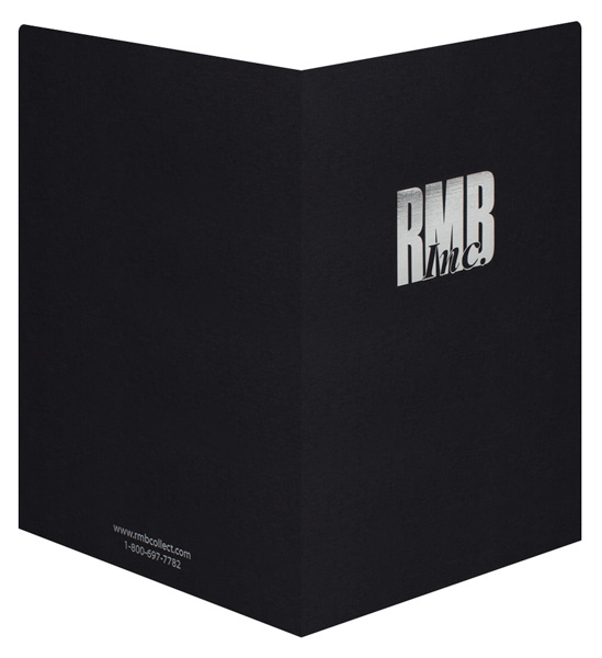 RMB Inc. (Back and Front Open View)