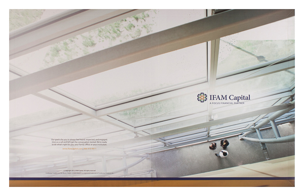 IFAM Capital (Front and Back Flat View)