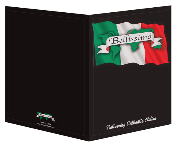 Bellissimo Foods (Back and Front Open View)