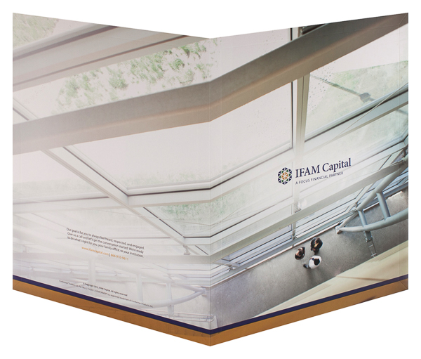 IFAM Capital (Back and Front Open View)