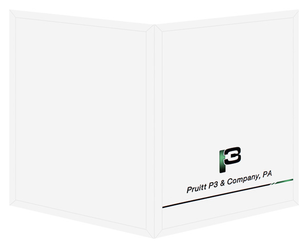 Pruitt P3 & Company, PA (Back and Front Open View)