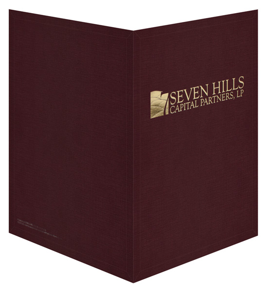 Seven Hills Capital Partners, LP (Back and Front Open View)