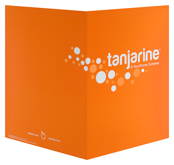 Tanjarine (Front and Back Open View)