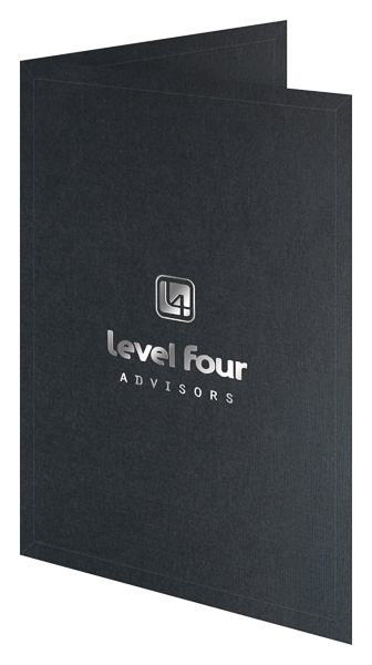 Level Four Advisors (Front Open View)
