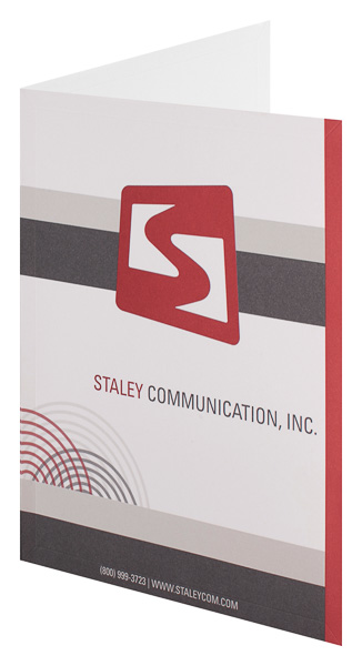 Staley Communication, Inc. (Front Open View)