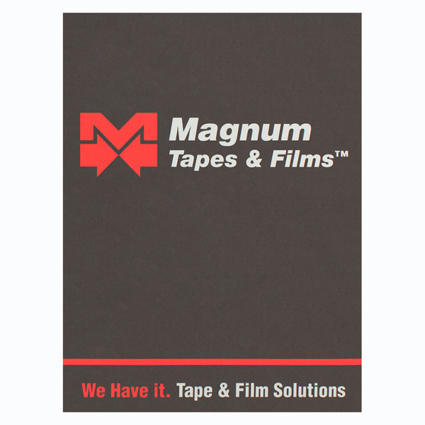 Magnum Tapes & Films (Front View)