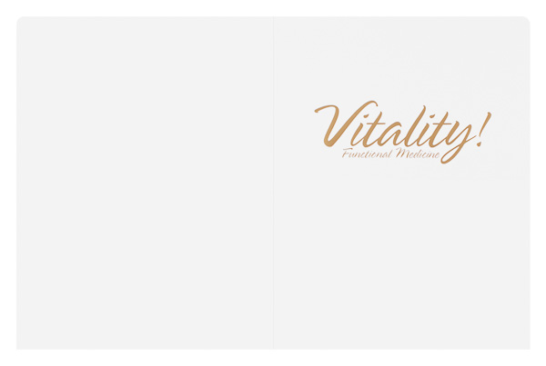 Vitality! Functional Medicine (Back Flat View)