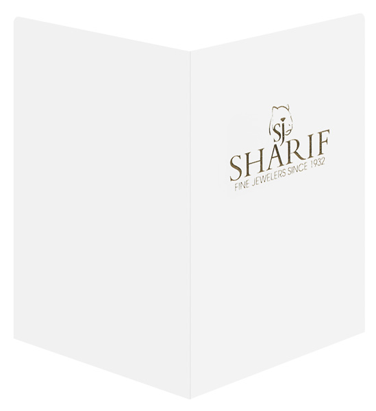 Sharif Fine Jewelers (Back and Front Open View)