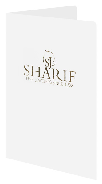 Sharif Fine Jewelers (Front Open View)