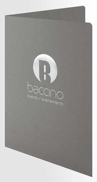 Baccino Events (Front Open View)