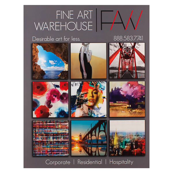 Fine Art Warehouse (Front View)