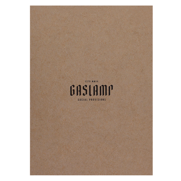 Gaslamp Social Provisions (Front View)