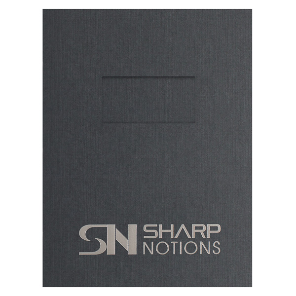 Sharp Notions (Front View)