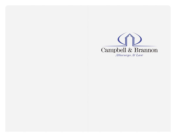 Campbell & Brannon Attorneys at Law (Front and Back Flat View)