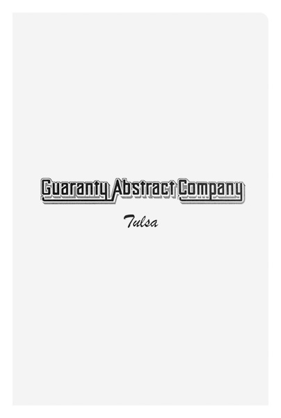 Guaranty Abstract Company (Front View)