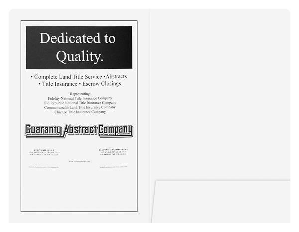 custom printed legal size 3 u0026quot  right pocket folder