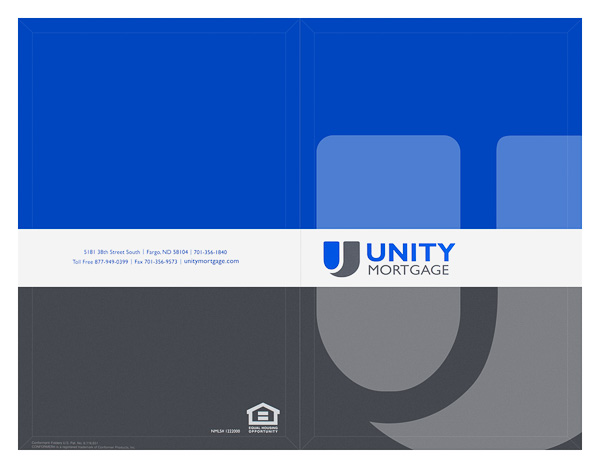 Unity Mortgage (Back Flat View)