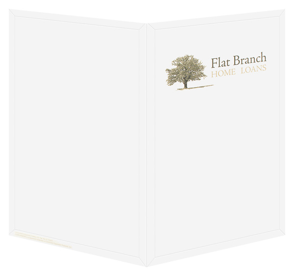 Flat Branch Home Loans (Back and Front Open View)