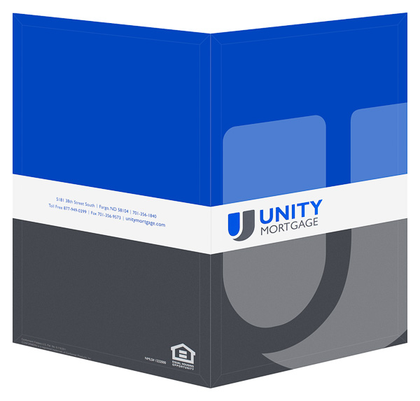 Unity Mortgage (Back and Front Open View)