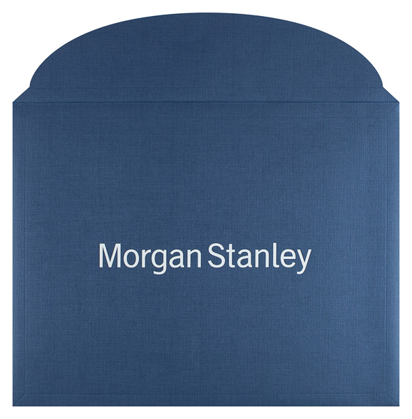 Morgan Stanley (Front and Back Flat View)