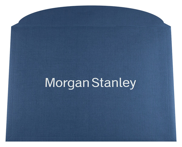 Morgan Stanley (Back and Front Open View)