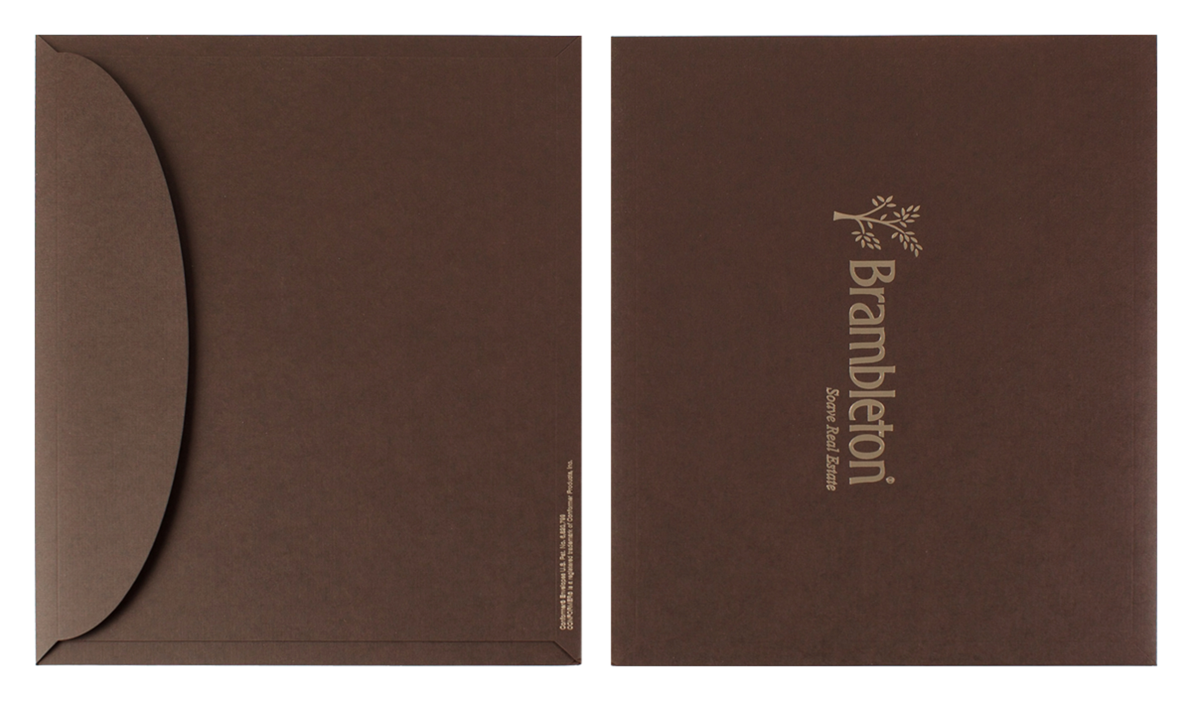 Brambleton Soave Real Estate (Stack of Two Front and Back View)