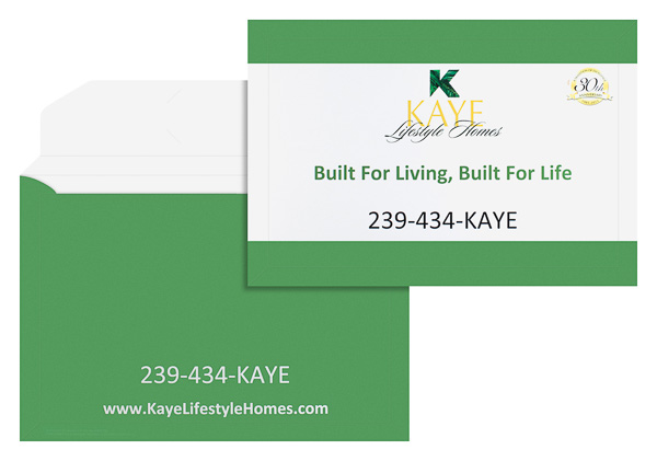 Kaye Lifestyle Homes (Stack of Two Front and Inside View)