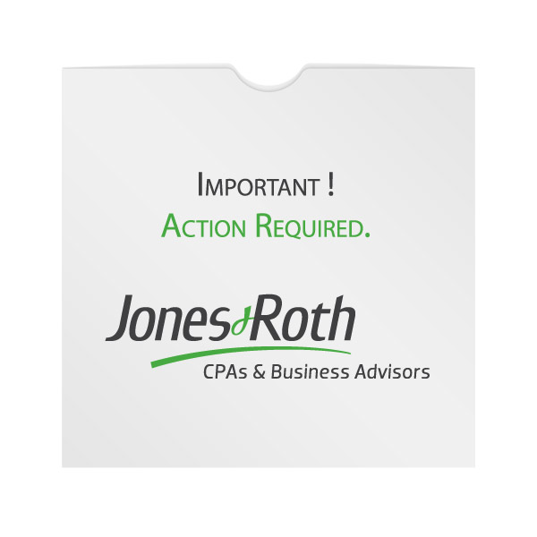 Jones & Roth, CPAs & Business Advisors (Front View)