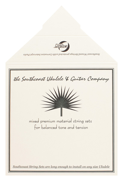 The Southcoast Ukulele & Guitar Company (Front Flap View)