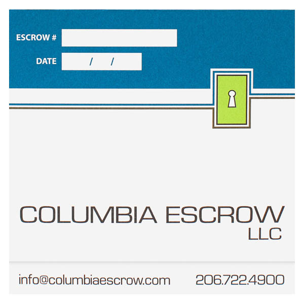 Columbia Escrow, LLC (Front View)