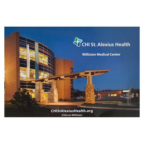 CHI St. Alexius Health (Front View)