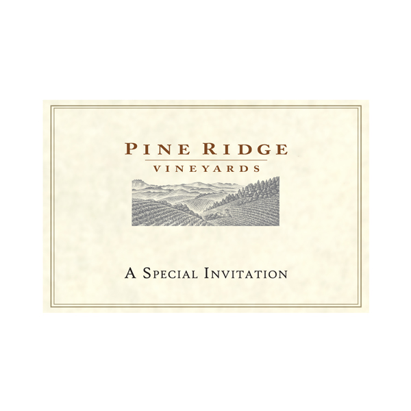 Pine Ridge Vineyards (Front View)