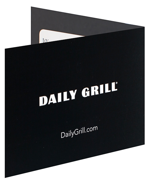 Daily Grill (Back Open View)
