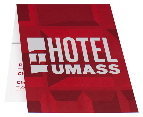 Hotel Umass (Front Open View)