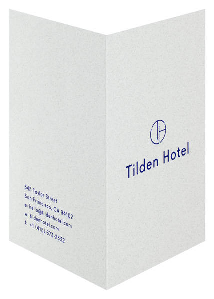 Tilden Hotel (Back and Front Open View)