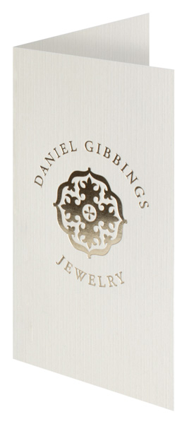 Daniel Gibbings Jewelry (Front Open View)