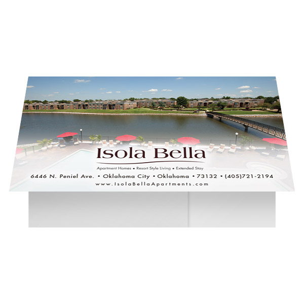 Isola Bella (Front Open View)
