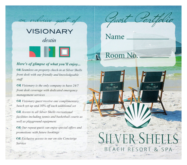 Silver Shells Beach Resort & Spa (Front and Back Flat View)