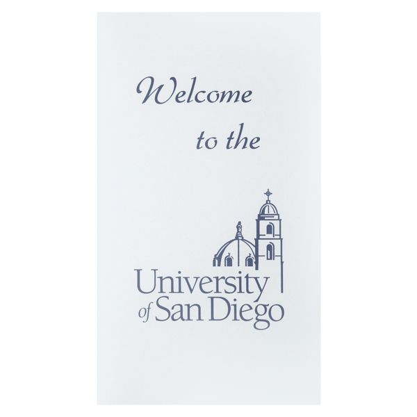 University of San Diego (Front View)